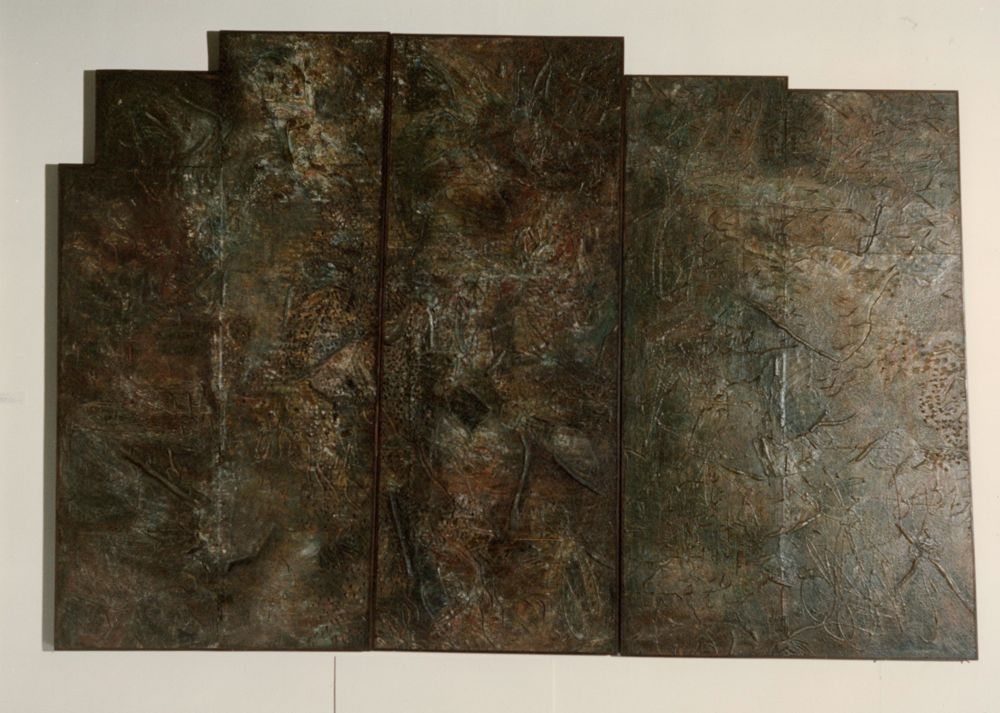 B-STEPPE-III-triptych-mixed-media-on-plywood.-1981-