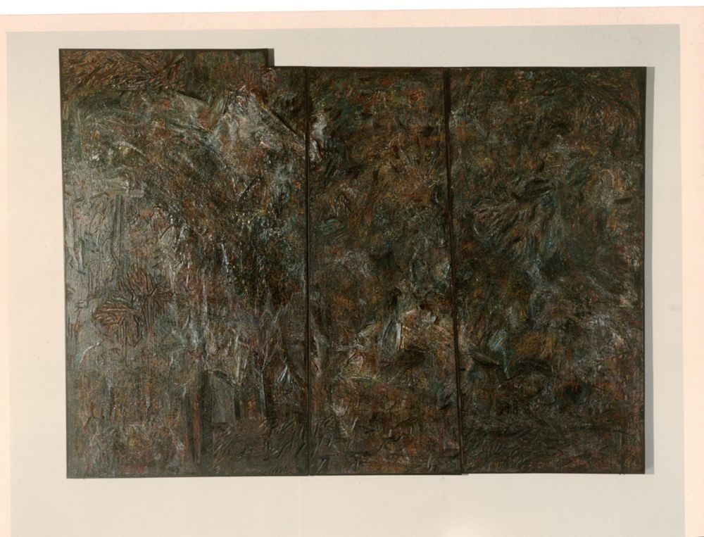 C-STEPPE-IV-triptych-mixed-media-on-plywood.-1981-