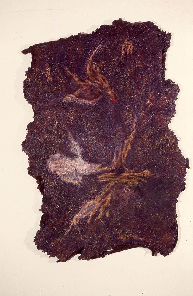 Subterrene-IVmixedmediaoiloncanvas-wood142