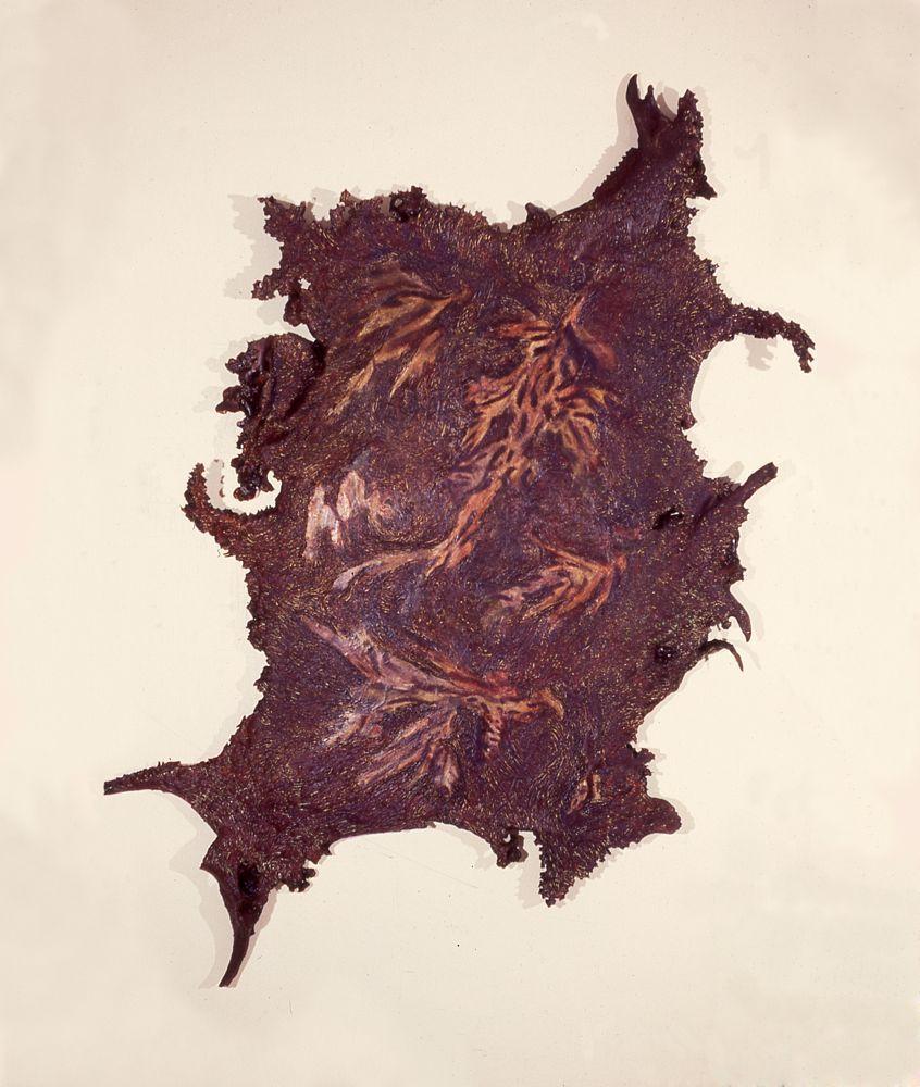 Subterrene-VI1994-mixedmediaoiloncanvas-wood